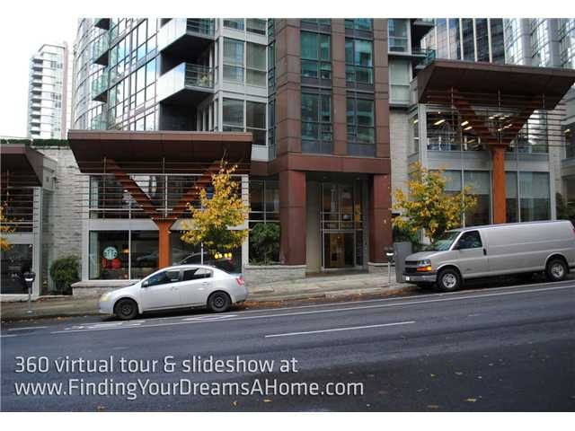 FEATURED LISTING: 1502 1189 MELVILLE Street Vancouver