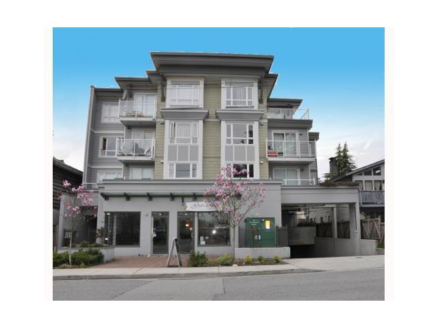 Main Photo: 301 1629 Garden Avenue in North Vancouver: House for sale : MLS® # V922423