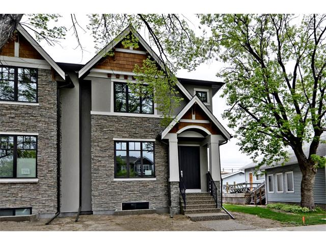 Main Photo: 710 19 Avenue NW in Calgary: Mount Pleasant House for sale : MLS® # C4014701