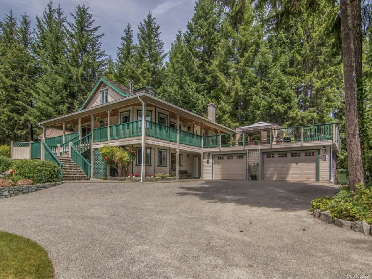 FEATURED LISTING: 2379 DAMASCUS ROAD SHAWNIGAN LAKE