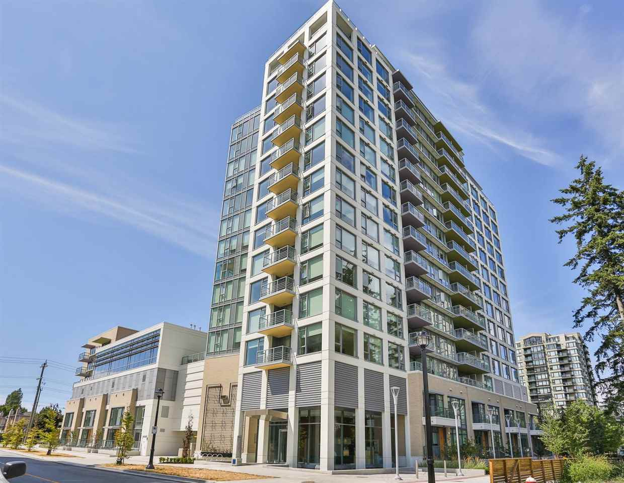 "Main Photo: 1502 9099 COOK Road in Richmond: McLennan North Condo for sale in ""MONET BY CONCORD PACIFIC"" : MLS® # R2193627"
