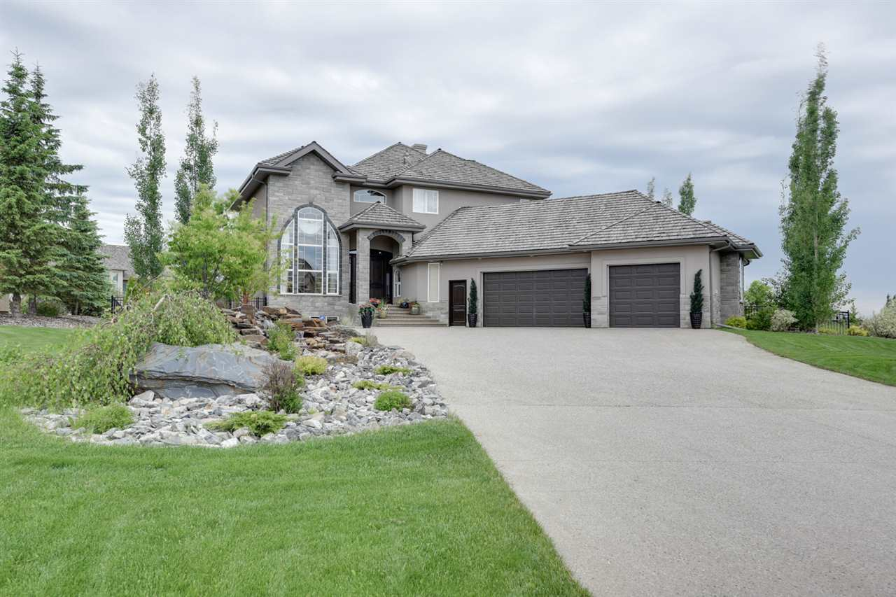 Main Photo: 58 Riverstone Close: Rural Sturgeon County House for sale : MLS® # E4090692