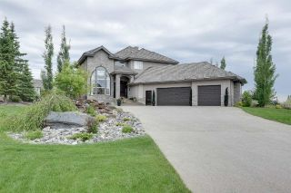 Main Photo: 58 Riverstone Close: Rural Sturgeon County House for sale : MLS®# E4090692
