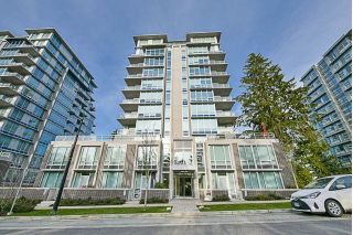 "Main Photo: 308 9080 UNIVERSITY Crescent in Burnaby: Simon Fraser Univer. Condo for sale in ""ALTITUDE"" (Burnaby North)  : MLS® # R2228385"