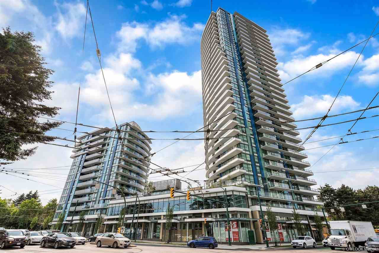 "Main Photo: 2102 8189 CAMBIE Street in Vancouver: Marpole Condo for sale in ""RANCHO MANAGEMENT"" (Vancouver West)  : MLS®# R2277175"