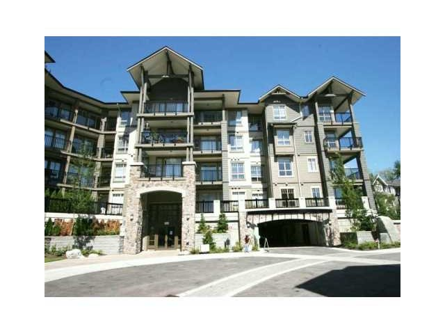 "Main Photo: 413 2969 WHISPER Way in Coquitlam: Westwood Plateau Condo for sale in ""Summerlin at Silver Spring"" : MLS®# V1040932"