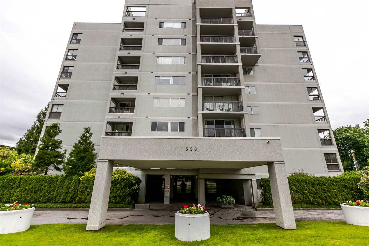 Main Photo: 101 550 EIGHTH Street in New Westminster: Uptown NW Condo for sale : MLS® # R2177750