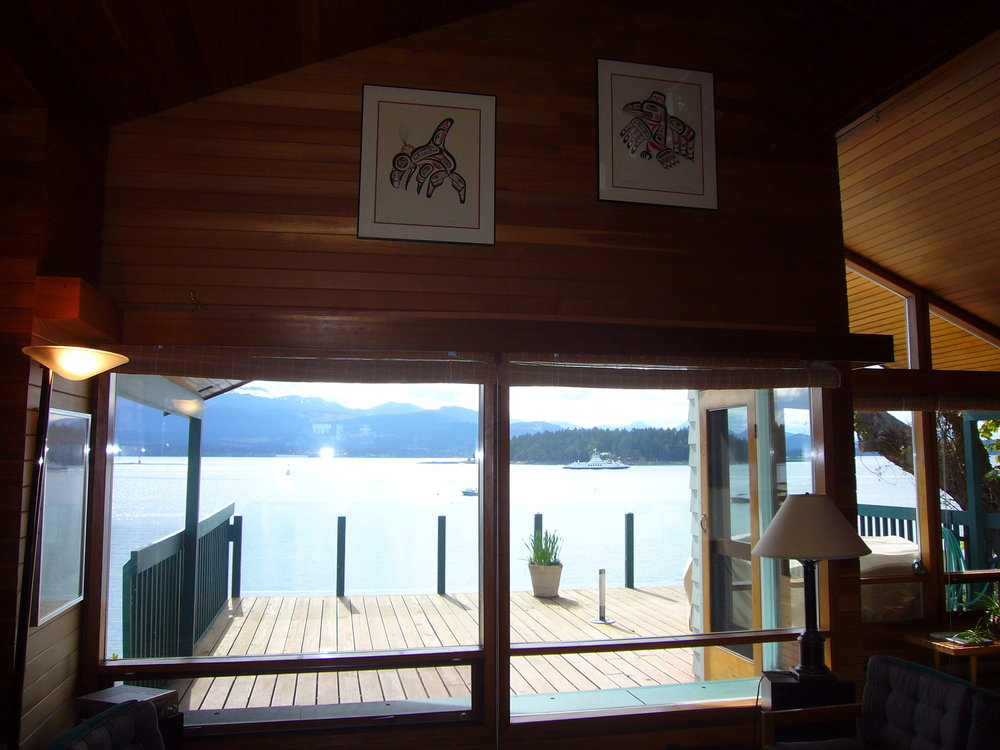 Photo 11: 20 FOSTER POINT Road in Thetis Island: Beach Home for sale : MLS® # V766772