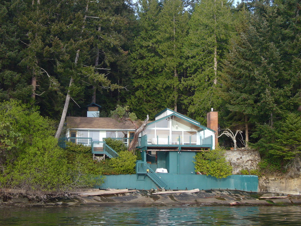 Photo 9: 20 FOSTER POINT Road in Thetis Island: Beach Home for sale : MLS® # V766772