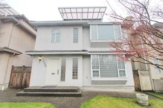 Main Photo: 7388 LABURNUM Street in Vancouver: S.W. Marine House for sale (Vancouver West)  : MLS® # R2230973