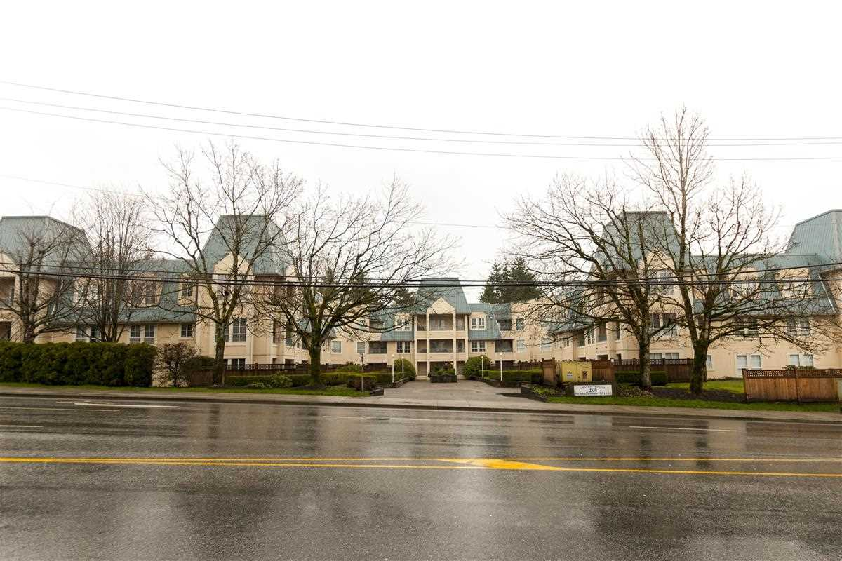 "Main Photo: 211 295 SCHOOLHOUSE Street in Coquitlam: Maillardville Condo for sale in ""Chateau Royale"" : MLS®# R2237946"