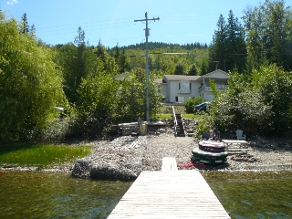 Main Photo: 3610 C Eagle Bay Rd: Eagle Bay House Fourplex for sale (Shuswap Lake)  : MLS® # 10097711