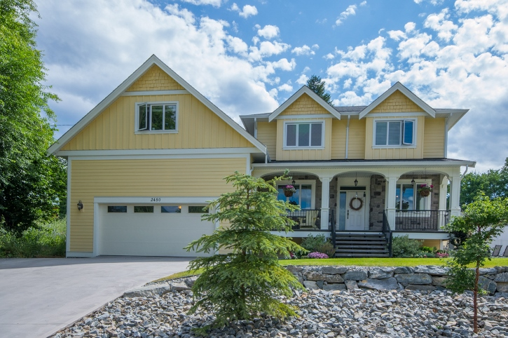 Main Photo: 2450 Northeast 21 Street in Salmon Arm: Pheasant Heights House for sale (NE Salmon Arm)  : MLS®# 10138602
