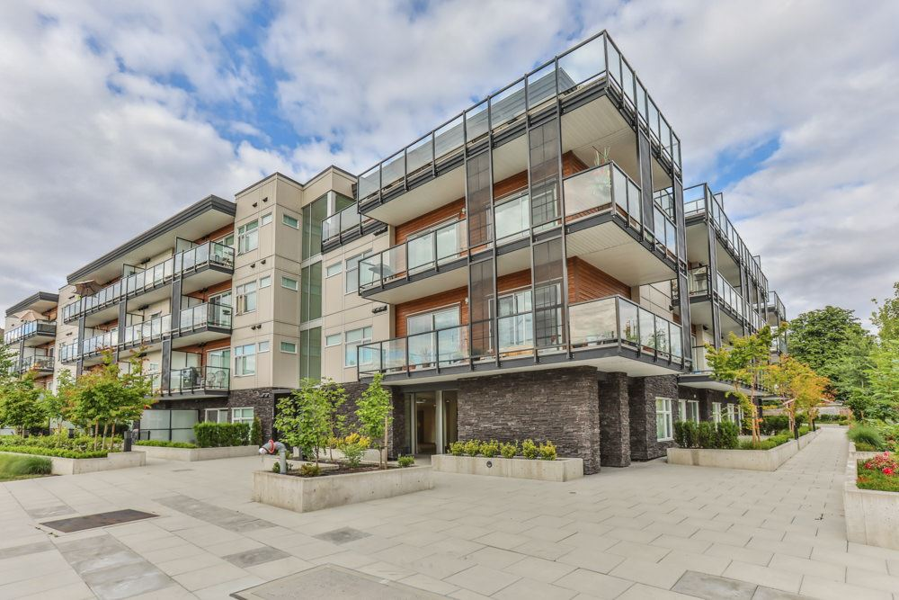 "Main Photo: 221 12070 227 Street in Maple Ridge: East Central Condo for sale in ""STATION ONE"" : MLS®# R2191065"
