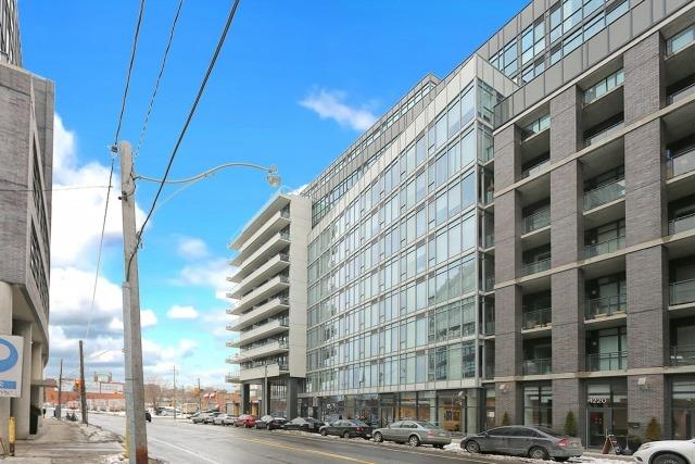 FEATURED LISTING: 911 - 1190 Dundas Street East Toronto