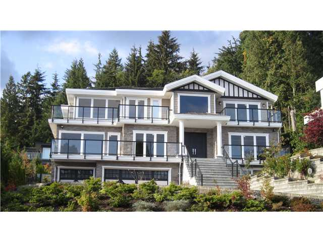 Main Photo: West Vancouver Real Estate Homes