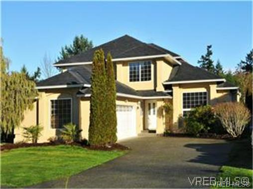 Main Photo: 1290 Les Meadows in VICTORIA: SE Sunnymead Residential for sale (Saanich East)  : MLS®# 324296