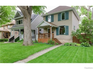 Main Photo: 87 Tache Avenue in Winnipeg: St Boniface Residential for sale (South East Winnipeg)  : MLS® # 1614217