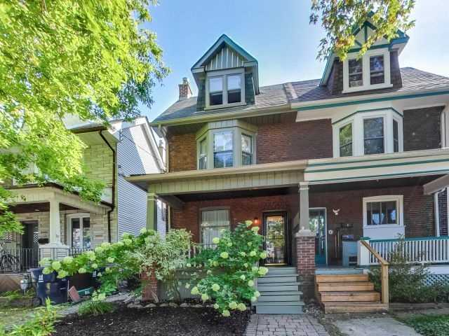Main Photo: 11 Sandford Avenue in Toronto: South Riverdale House (2 1/2 Storey) for sale (Toronto E01)  : MLS®# E3938158