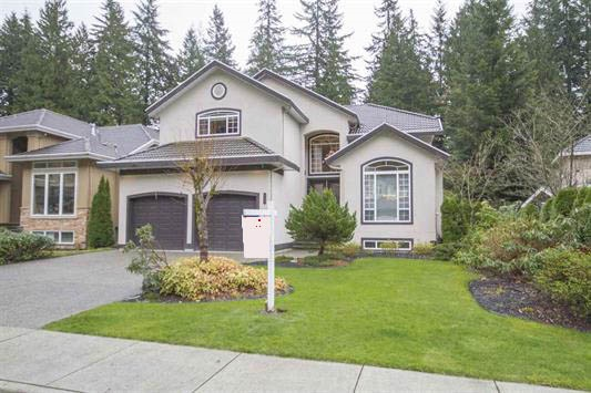 Main Photo: 1725 SUGARPINE COURT in : Westwood Plateau House for sale : MLS®# R2043510