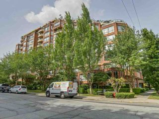 "Main Photo: 510 2201 PINE Street in Vancouver: Fairview VW Condo for sale in ""MERIDIAN COVE"" (Vancouver West)  : MLS®# R2274714"