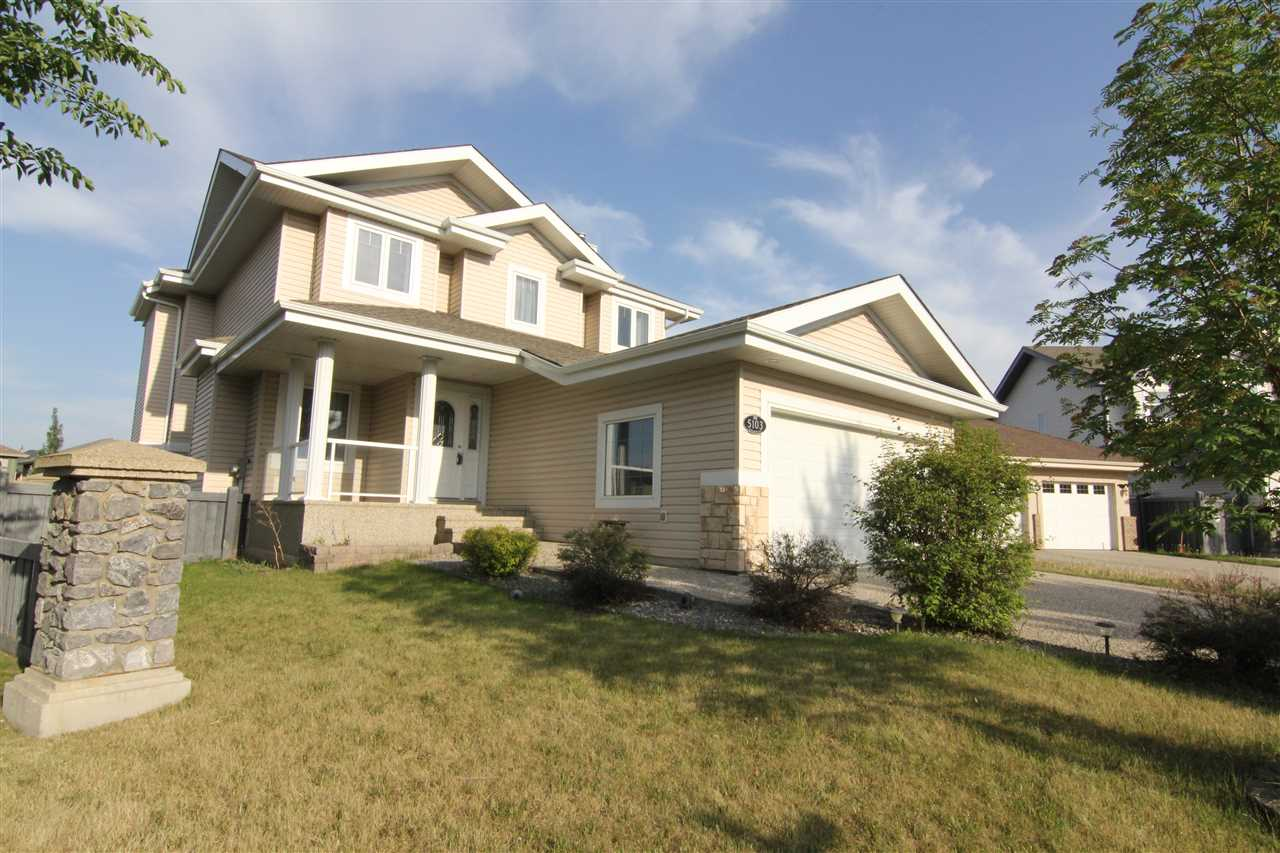 Main Photo: 5103 Terwillegar BV in Edmonton: Zone 14 House for sale : MLS®# E4115550