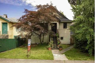 Main Photo: 4467 W 16TH Avenue in Vancouver: Point Grey House for sale (Vancouver West)  : MLS®# R2279571