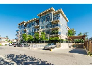 Main Photo: 408 19936 56 Avenue in Langley: Langley City Condo for sale : MLS®# R2290088