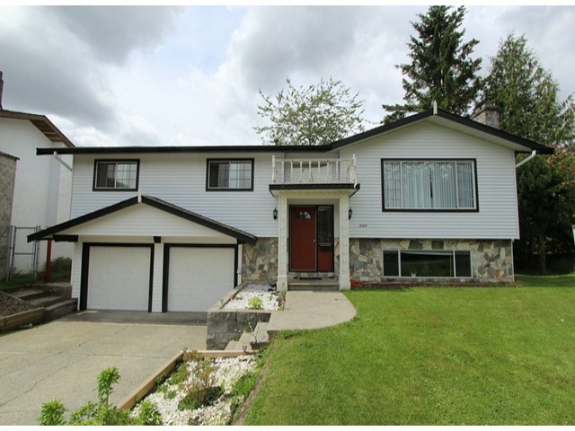 "Main Photo: 3169 CROWN Court in Abbotsford: Abbotsford West House for sale in ""ABBOTSFORD WEST"" : MLS®# F1416015"