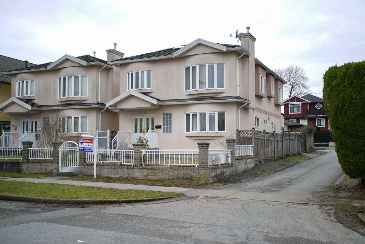 Main Photo: 4755 ROSS Street in Vancouver: Knight House for sale (Vancouver East)  : MLS®# R2027262