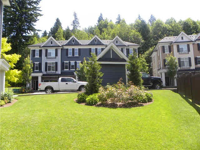 "Main Photo: 8 45390 VEDDER MTN Road in Chilliwack: Cultus Lake Townhouse for sale in ""Vedder Landing"" : MLS® # R2077200"