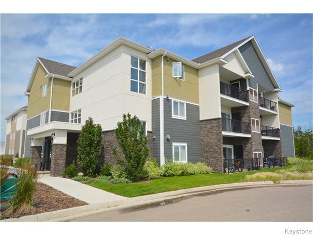 Main Photo: Prairie Trail in Niverville: R07 Condominium for sale : MLS®# 1619371