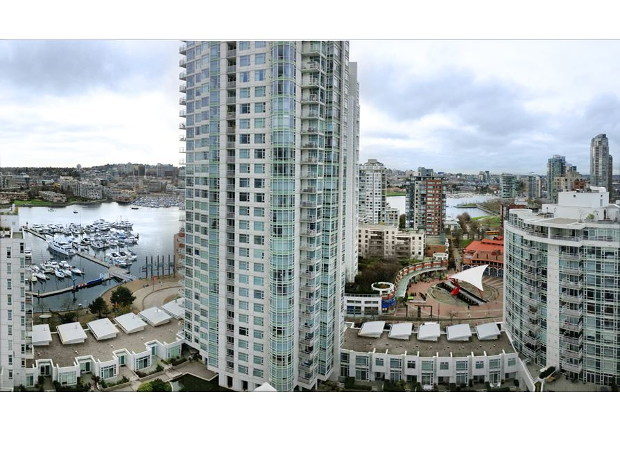 "Photo 14: 2108 198 AQUARIUS Mews in Vancouver: Yaletown Condo for sale in ""THE AQUARIUS"" (Vancouver West)  : MLS® # R2125703"