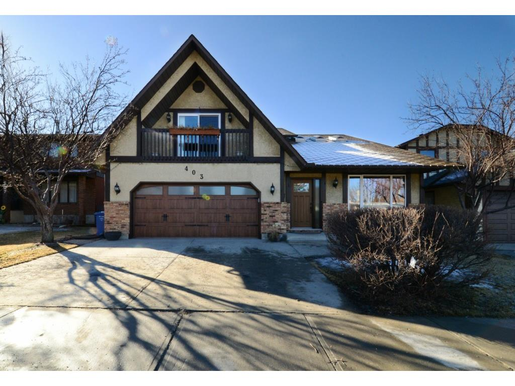 Main Photo: 403 Silvergrove Drive NW in Calgary: Silver Springs House for sale : MLS® # C4000840