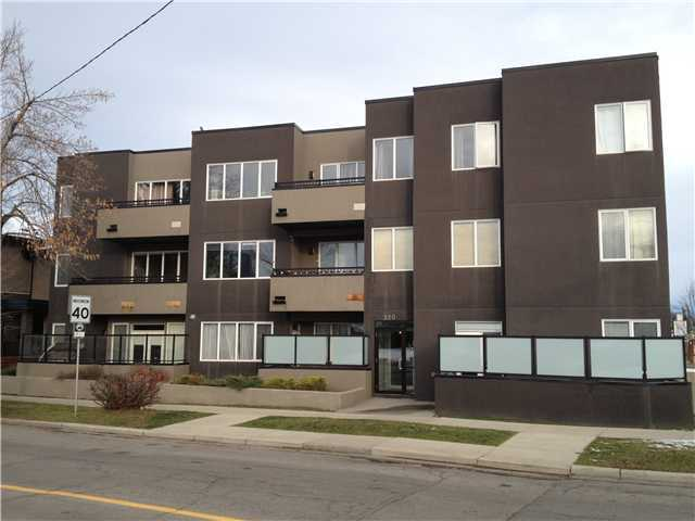 Main Photo: 103 320 12 Avenue NE in Calgary: Crescent Heights Condo for sale : MLS®# C3644558