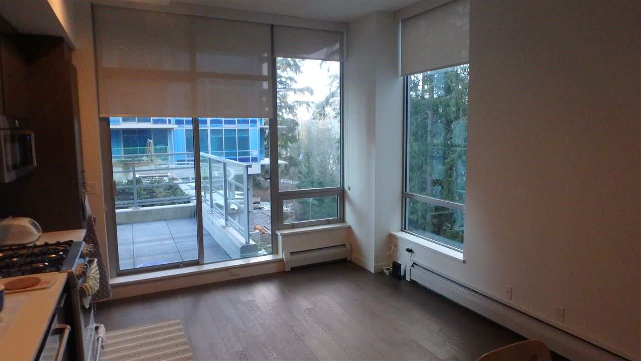 "Photo 2: 003 9080 UNIVERSITY Crescent in Burnaby: Simon Fraser Univer. Condo for sale in ""ALTITUDE"" (Burnaby North)  : MLS® # R2020233"