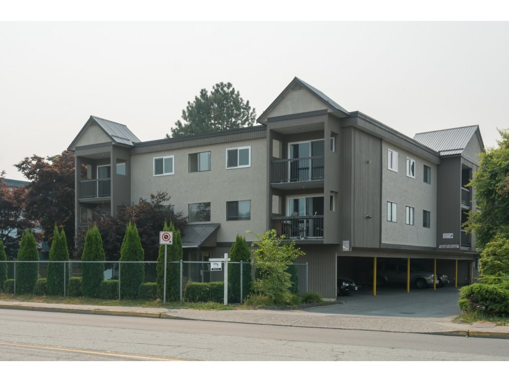 "Main Photo: 325 1783 AGASSIZ-ROSEDALE Highway: Agassiz Condo for sale in ""Northgate"" : MLS® # R2193234"