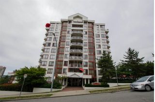 "Main Photo: 501 220 ELEVENTH Street in New Westminster: Uptown NW Condo for sale in ""QUEENS COVE"" : MLS®# R2287761"