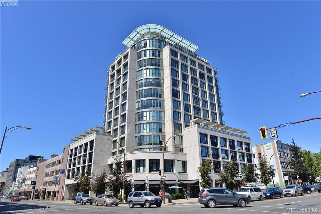 FEATURED LISTING: 210 - 760 Johnson Street VICTORIA