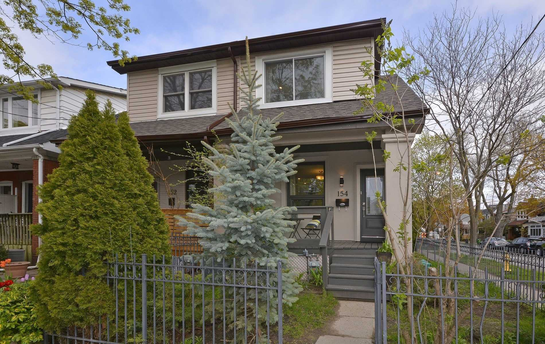 FEATURED LISTING: 154 Mountjoy Avenue Toronto