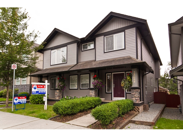 Main Photo: 23694 KANAKA Way in Maple Ridge: Cottonwood MR House for sale : MLS®# V901228