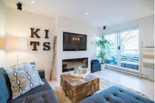 "Main Photo: 106 1870 W 6TH Avenue in Vancouver: Kitsilano Condo for sale in ""Heritage on Cypress"" (Vancouver West)  : MLS® # R2220284"