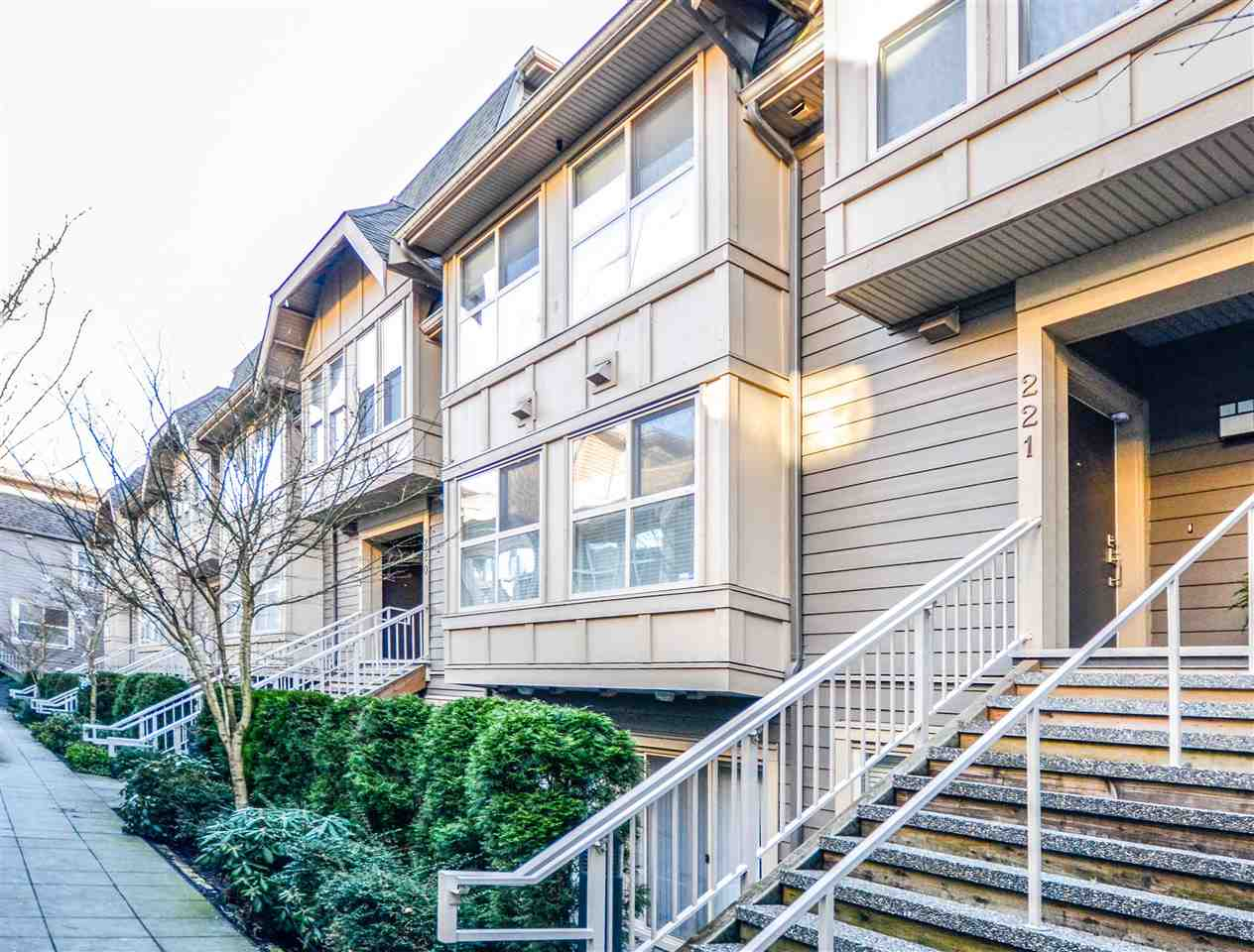FEATURED LISTING: 221 - 2110 ROWLAND Street Port Coquitlam