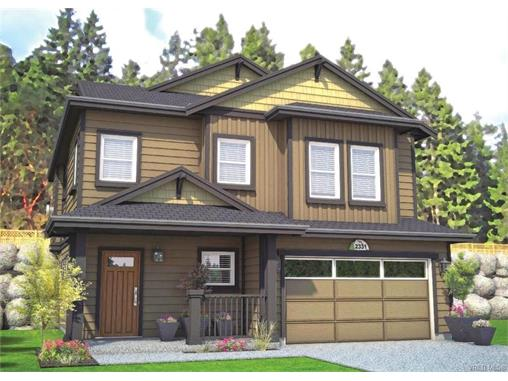 Main Photo: 2394 Lund Road in VICTORIA: VR Six Mile Single Family Detached for sale (View Royal)  : MLS® # 372713
