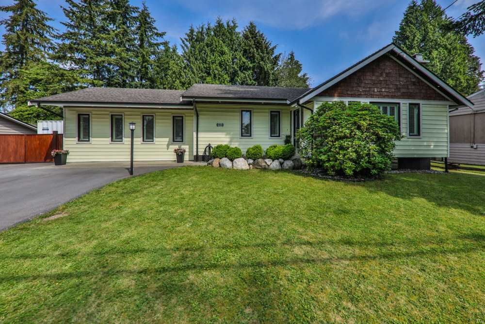 Main Photo: 9034 WRIGHT Street in Langley: Fort Langley House for sale : MLS®# R2277011