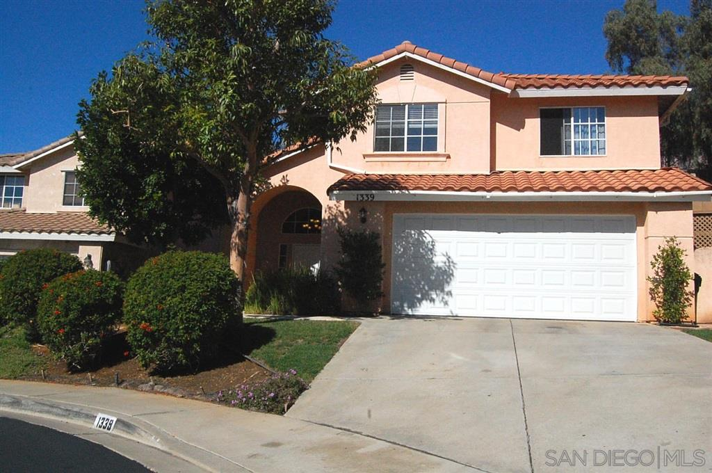FEATURED LISTING: 1339 Navello Terrace El Cajon