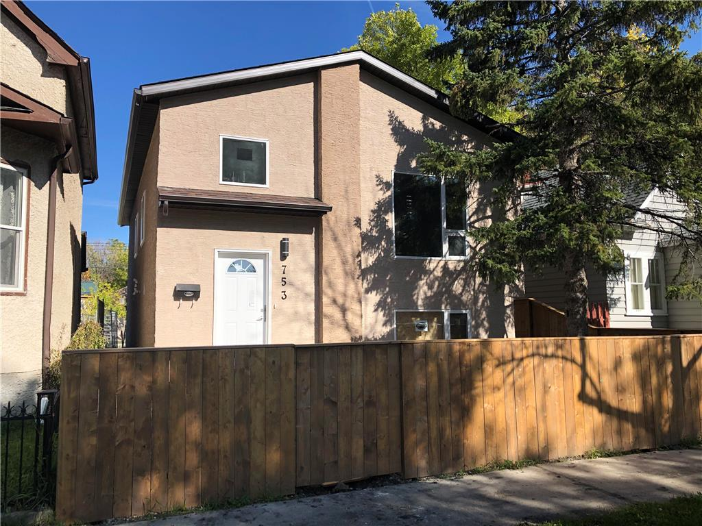 FEATURED LISTING: 753 Manitoba Avenue Winnipeg