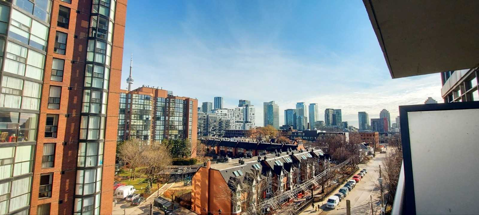 FEATURED LISTING: 607 - 78 Tecumseth Street Toronto