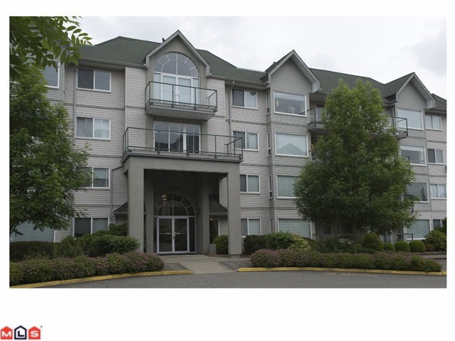 "Main Photo: 401 33688 KING Road in Abbotsford: Poplar Condo for sale in ""COLLEGE PARK PLACE"" : MLS® # F1225452"