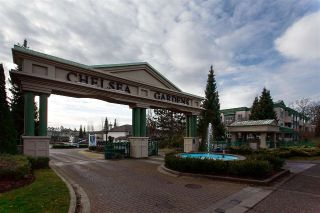 "Main Photo: 131 13880 70 Avenue in Surrey: East Newton Condo for sale in ""Chelsea Gardens"" : MLS® # R2227989"